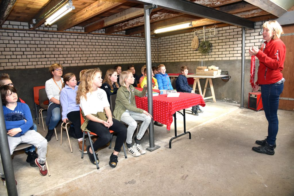 Educatie boerderij Reuvekamp