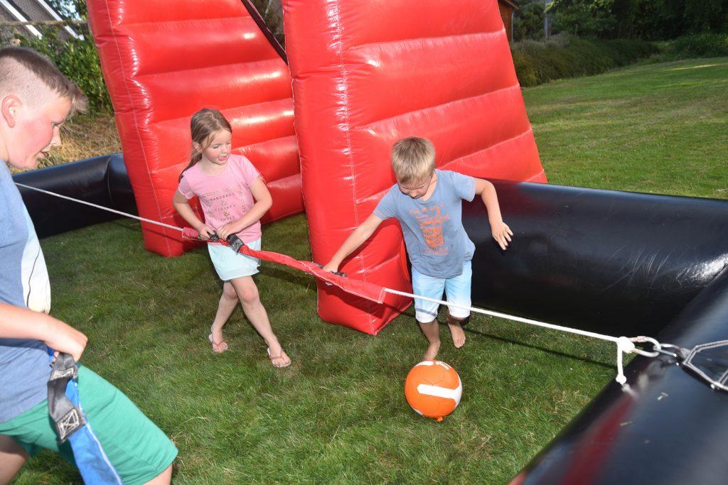 Sport en Spel voor de dorpsjeugd
