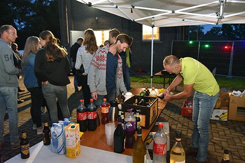 Feestcommissie Sonnega-Oldetrijne organiseert pop-up mini dorpsfeest
